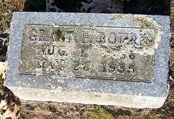 Grant Emil Bourn