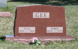 Edwin Perry Gee