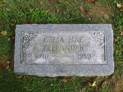 Celia Mae <i>Kenter</i> Frelander