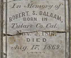 Robert S Balaam