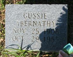 Gussie Abernathy