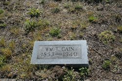 William Thomas Cain