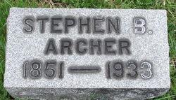 Stephen B Archer