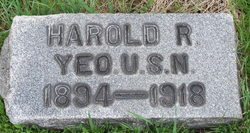 Harold Reed Archer
