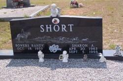 Bowers Randy Short