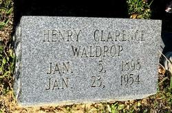 Henry Clarence Waldrop