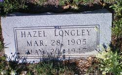 Hazel <i>Houser</i> Longley