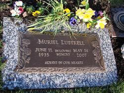 Muriel <i>LaRue</i> Luttrell