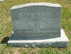 Stacy <i>Hyder</i> Henry