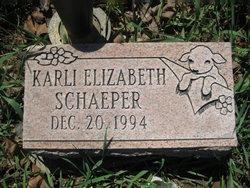 Karli Elizabeth Schaeper