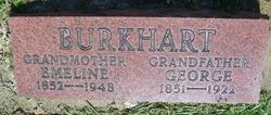 George Washington Burkhart, Jr
