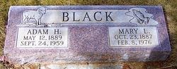 Mary Lithgo <i>Millar</i> Black
