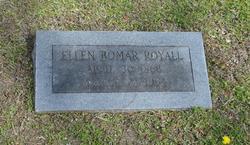 Ellen <i>Bomar</i> Royall