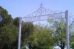 Comanche Springs Cemetery