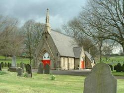 Tonge Cemetery