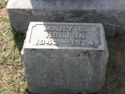Mary A Holton