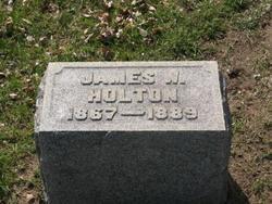 James W Holton