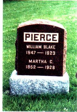 William Blake Pierce