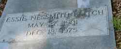 Essie Alice <i>Nessmith</i> Blitch