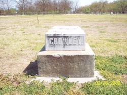 Elizabeth Betsy <i>Thorp</i> Crowley