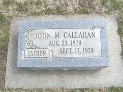 John Morgan Callahan