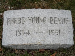 Phoebe Louisa <i>Young</i> Beatie