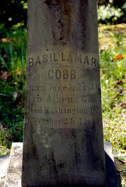 Basil Lamar Cobb