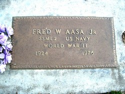 Fred William Aasa, Jr