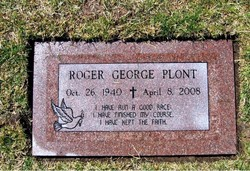 Roger George Plont