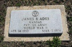 Pvt James B. Ades