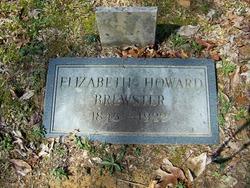 Elizabeth <i>Howard</i> Brewster