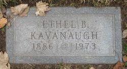 Ethel Bell <i>Croninger</i> Kavanaugh