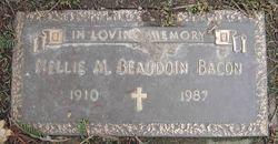 Nellie M. Beaudoin Bacon