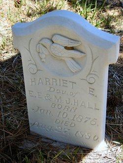 Harriet E Hattie Hall