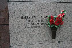 Harry Paul Adams