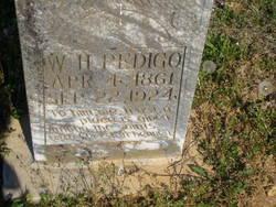 William H Pedigo