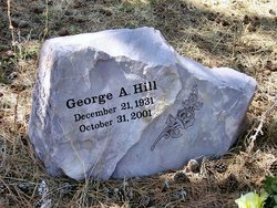 George A Hill