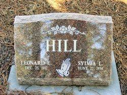 Leonard E Hill