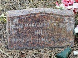 Margaret A Hill