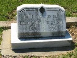 Hattie <i>Trafton</i> Bell