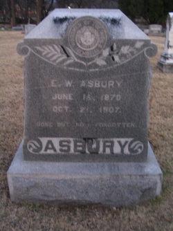 Edwin Wiley Asbury, Sr