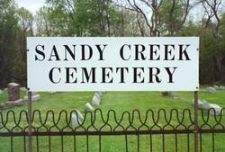 Sandy Creek Cemetery