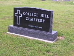 College Hill Cemetery