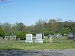 Macedonia Baptist Church Cemetery #1