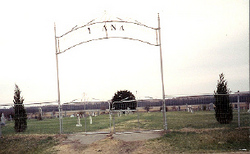 Idana Cemetery