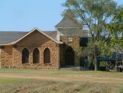 Thlopthlocco Cemetery