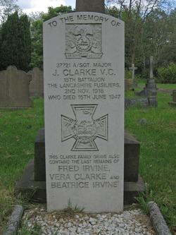 Sgt James Clarke