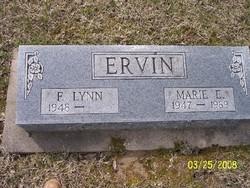 Marie Elizabeth <i>Bollman</i> Ervin