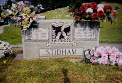 Claude Stidham