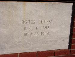 Agnes Boney